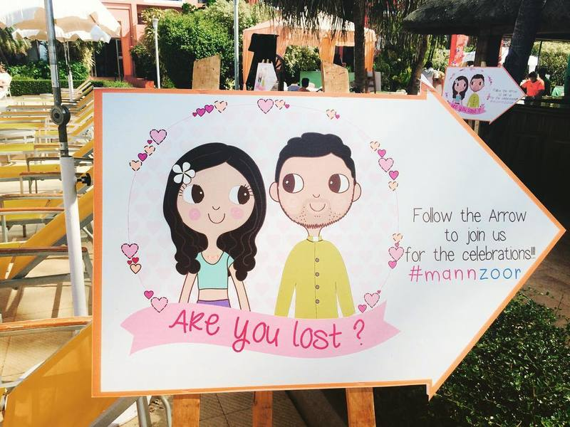 Seems Like The Wedding Hashtag Craze Ha Everyone But Ody S Talking About How To Make One Inform Guests Display It On