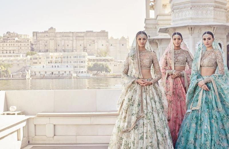 2bd278add8 Sabyasachi's Newest Collection Is Perfect For Your 2017 Wedding ...