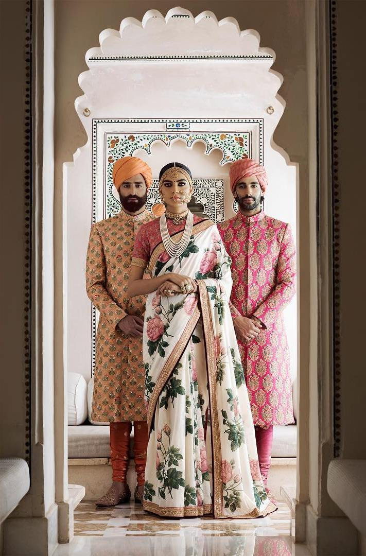 f8e1dd429e3b44 Sabyasachi's Newest Collection Is Perfect For Your 2017 Wedding ...