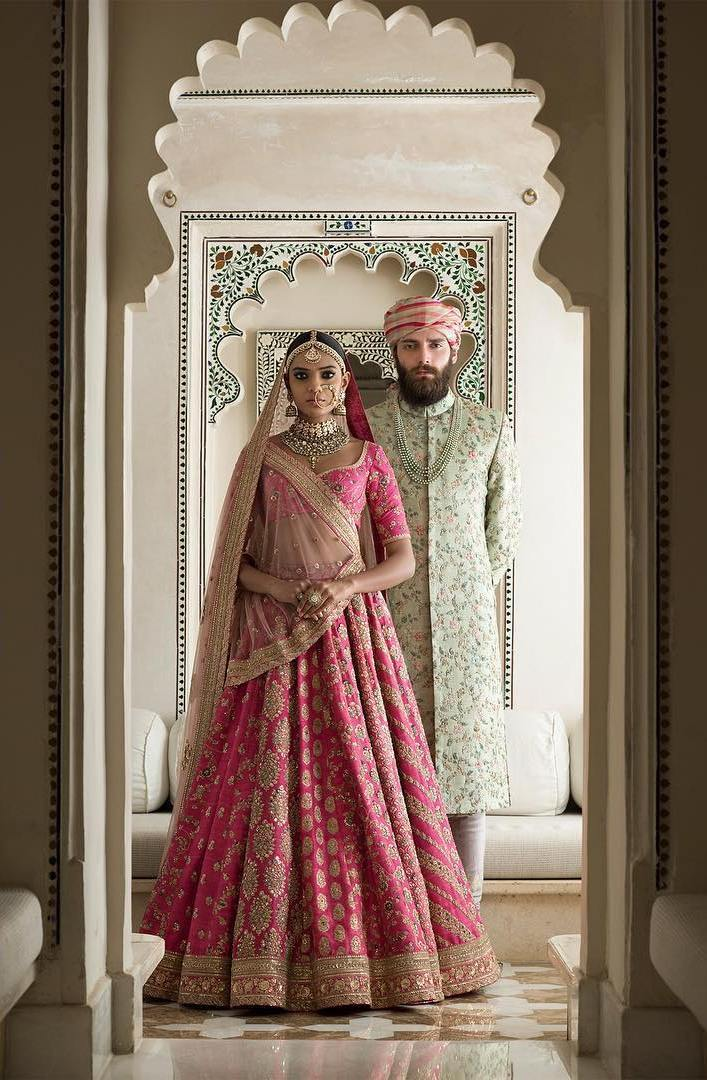 Sabyasachi S Newest Collection Is Perfect For Your 2017