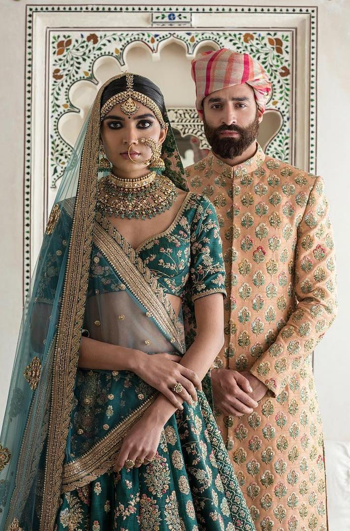 Sabyasachi's Newest Collection Is Perfect For Your 2017 ...