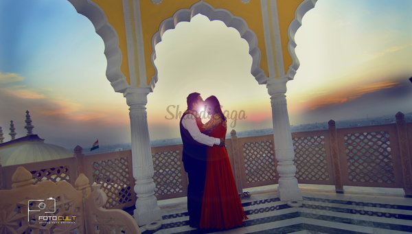 Real Wedding: Utterly Beautiful Udaipur Destination Wedding