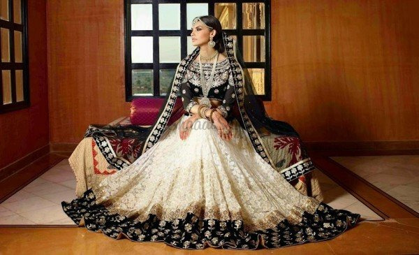 Saheli couture indian bridal lehenga choli 2015 12