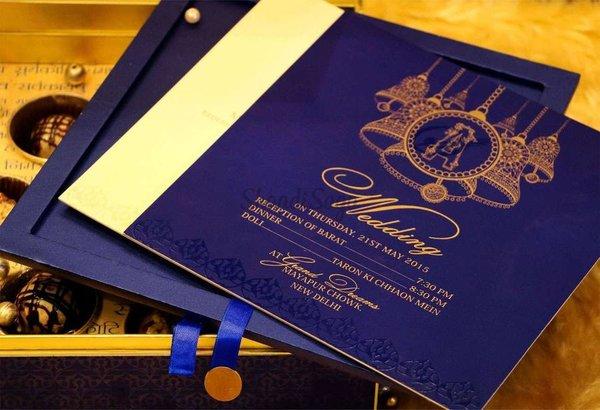 Wedding Invitation Card Designer: VWI (Voguish Wedding Invitations)