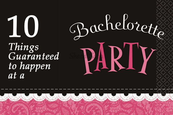 13 Essential Items You Need To Have In Your Bachelorette