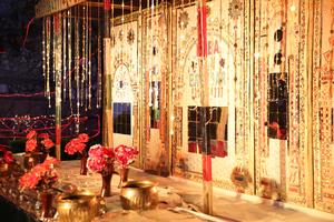Invitation garden wedding venues in gurgaon shaadisaga invitation garden stopboris Images