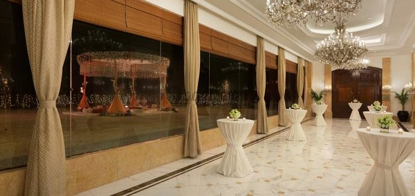 Shangri la eros hotel wedding venues in delhi shaadisaga - Affordable interior design atlanta ...