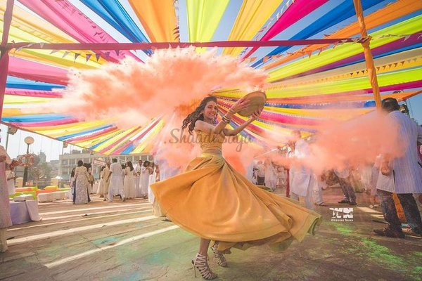 Miss style fiesta   holi party   wedding nama 3