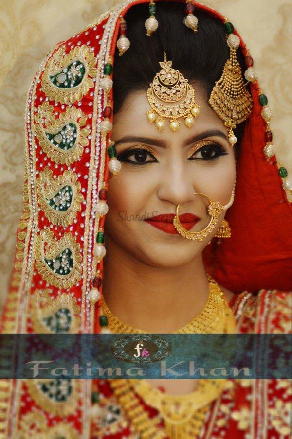 FK MAKEUP ARTIST   Makeup Artists In Hyderabad   ShaadiSaga
