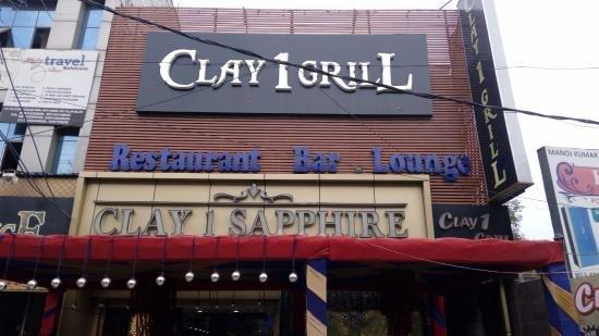 Clay 1 grill wedding venues in delhi shaadisaga clay 1 grill stopboris Images
