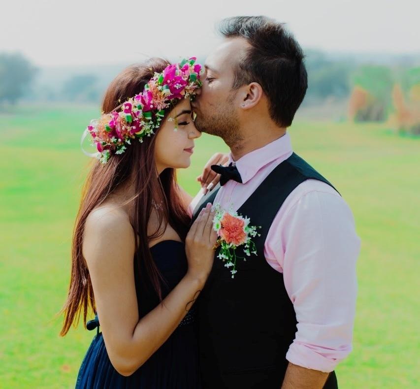 A Super Cute Pre Wedding Shoot That You Won T Believe Hened In Delhi