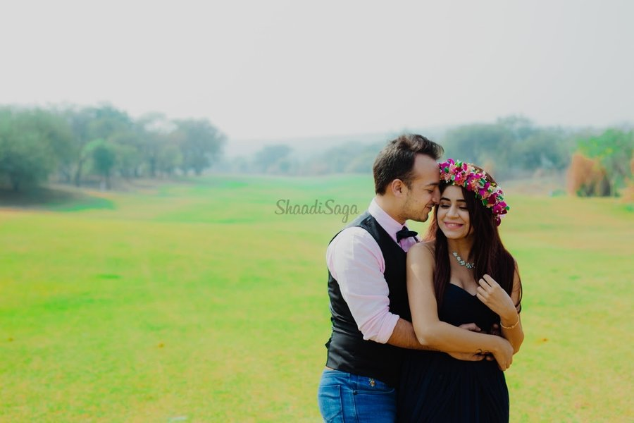 A Super Cute Pre Wedding Shoot That You Wont Believe Happened In