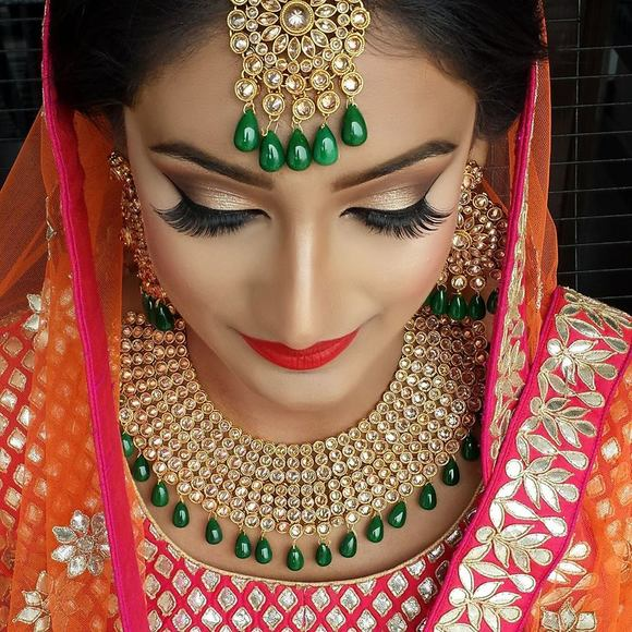 Makeup By Shubhdeep Gill | Makeup Artists In Chandigarh | ShaadiSaga