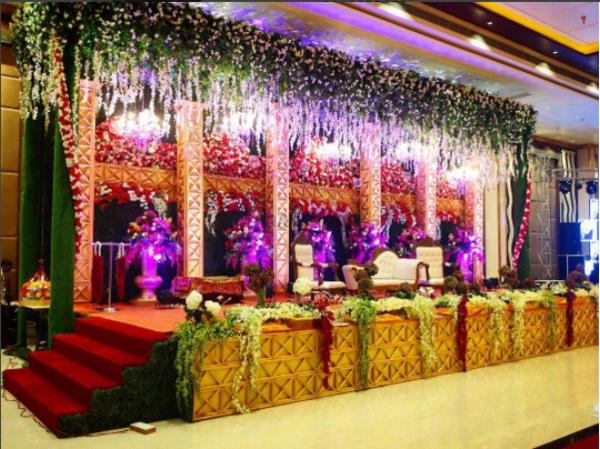 Wedding Decor India Wedding Decorators In Delhi Shaadisaga