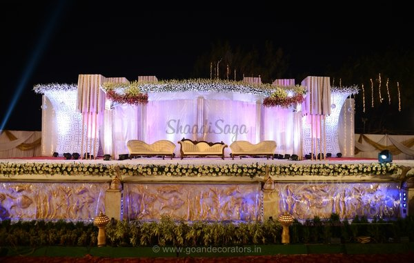 Goan wedding decorators wedding decorators in goa shaadisaga wedding decorator goa 36 junglespirit Gallery