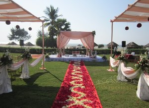 Goan wedding decorators wedding decorators in goa shaadisaga latest work junglespirit Image collections