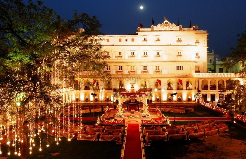 Raj Palace Jaipur Wedding Venue