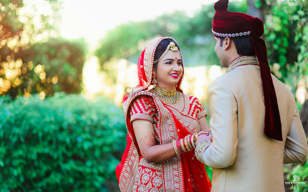 Disha and ashwini wedding portrait session at gulmohar greens golf   country club ahmedabad candid wedding photography pre wedding photographers ahmedabad india 17