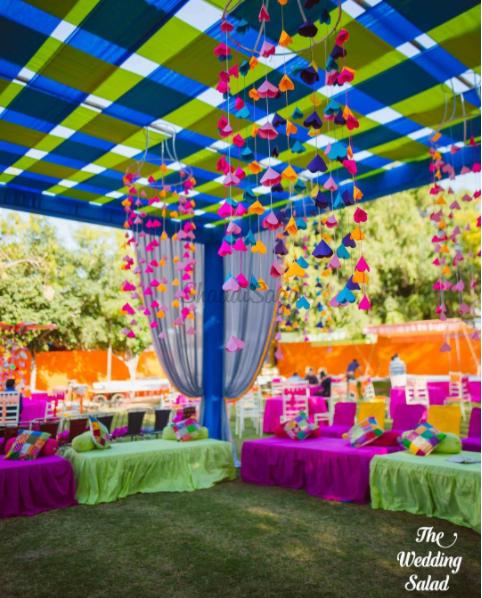 Garden Decor Delhi: Wedding Decorators In Mumbai