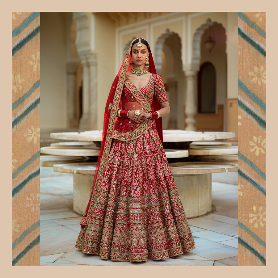 ca47209e03a8 Sabyasachi Drops His Newest Couture & Jewellery Collection on ...