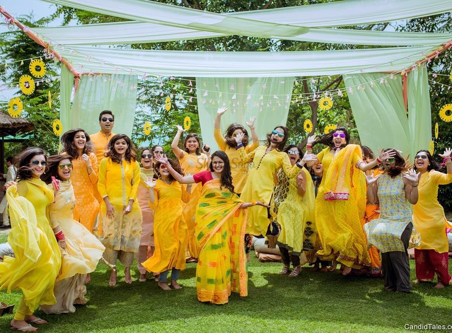 6 Fun Amp Interesting Ideas To Quirk Up Your Haldi Ceremony