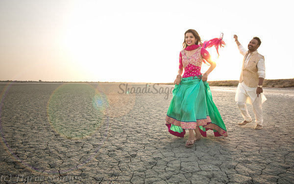 An pre wedding shoot sambhar lake 2