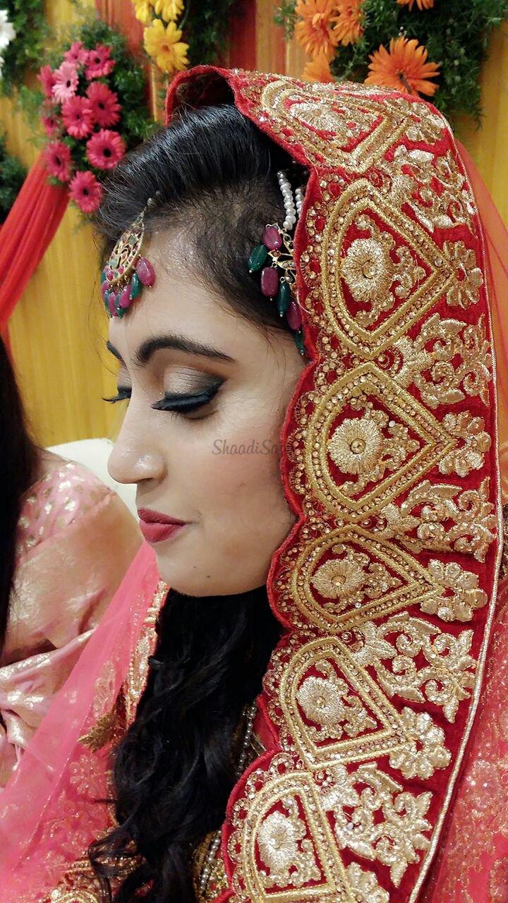 Makeup By Iman   Makeup Artists In Hyderabad   ShaadiSaga