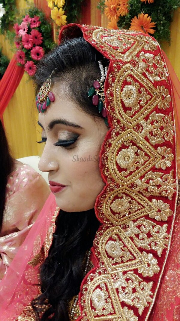 Professional makeup artist in hyderabad   dulhan make up