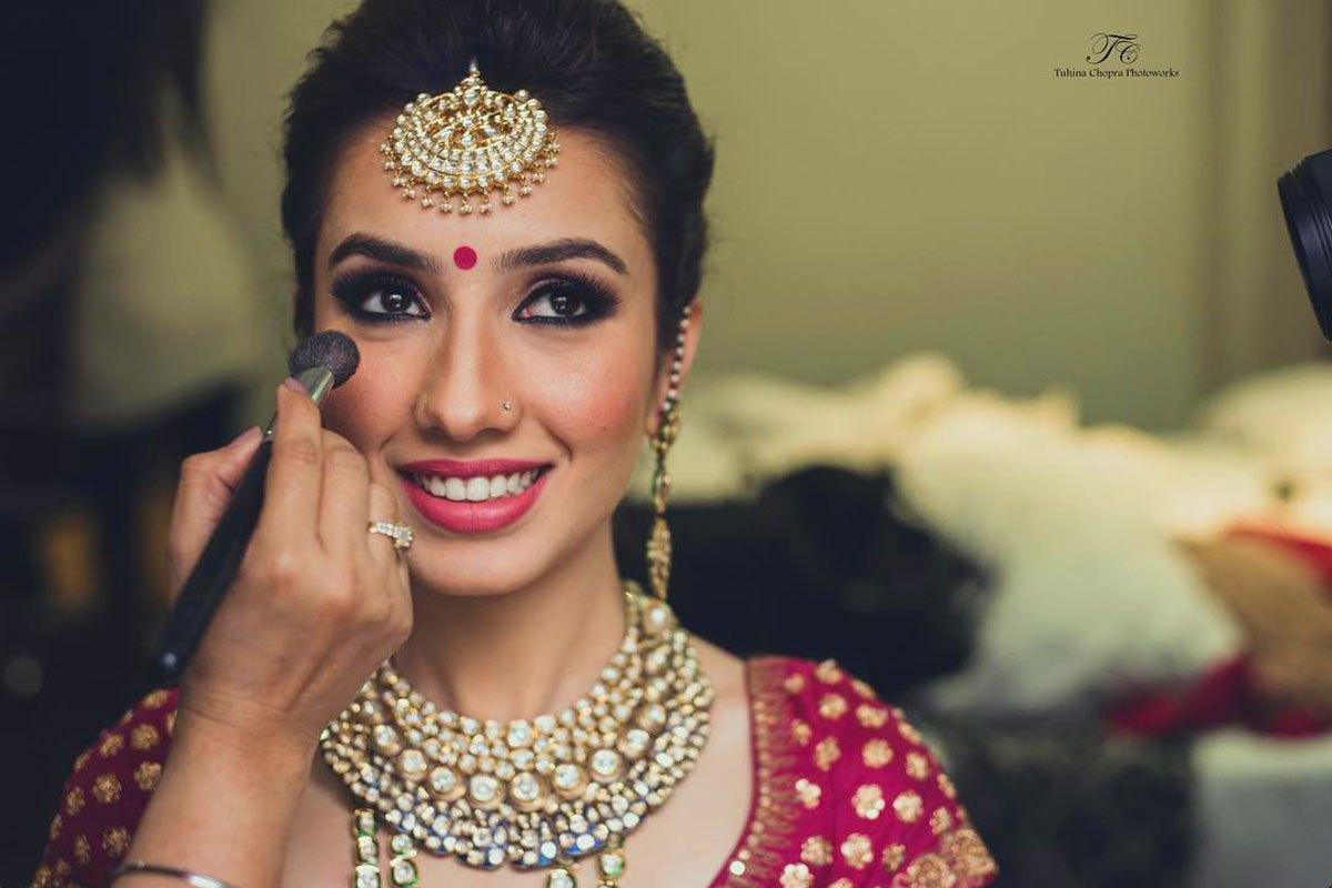 Bridal Makeup Artists Blog - Best Indian Wedding Blog
