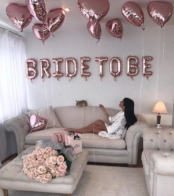 Bridal suite cover