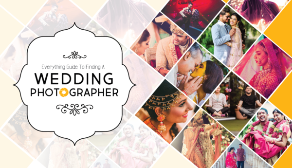 Everything you need to know about hiring a wedding photographer