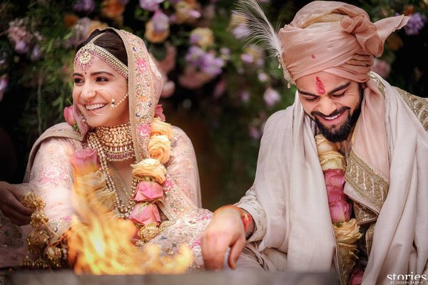 Finally #Virushka Happened And We Are In Complete Aww Of The Most Beautiful Couple