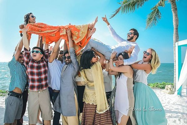 Ways To Make Your Wedding All The More Fun & Interactive