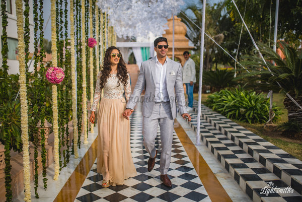 Real Wedding: Pamela & Harun's Gorgeous Destination & Multicultural Wedding In Udaipur
