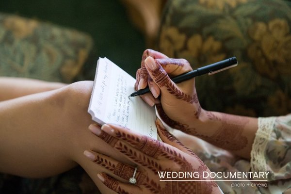 Sipra kevin indian wedding bride dulhan mehndi love note mandap hindu phere
