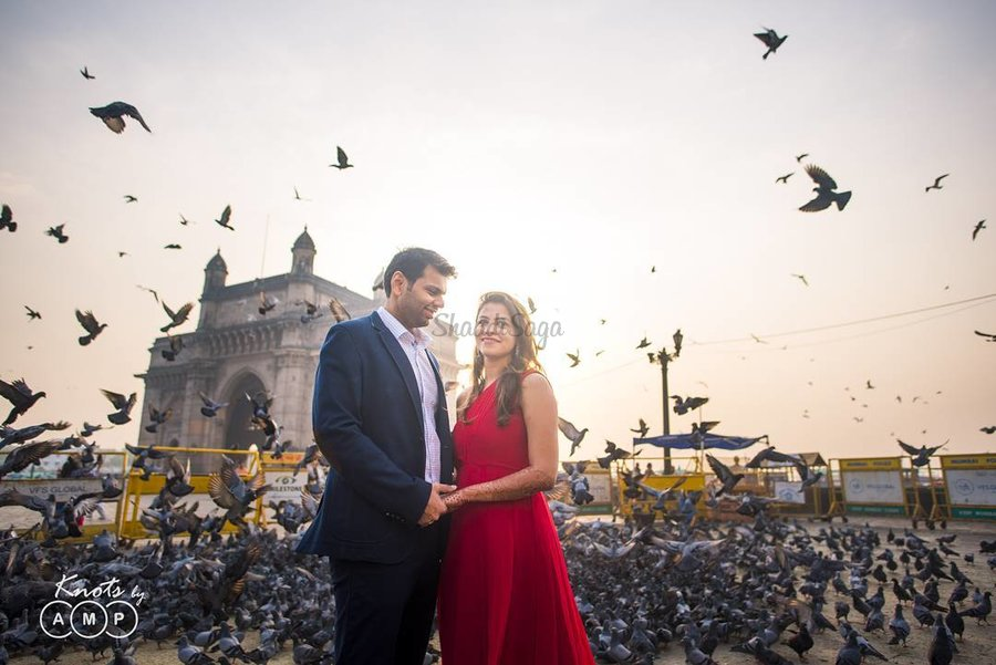 12 Iconic Pre Wedding Shoot Locations In Mumbai