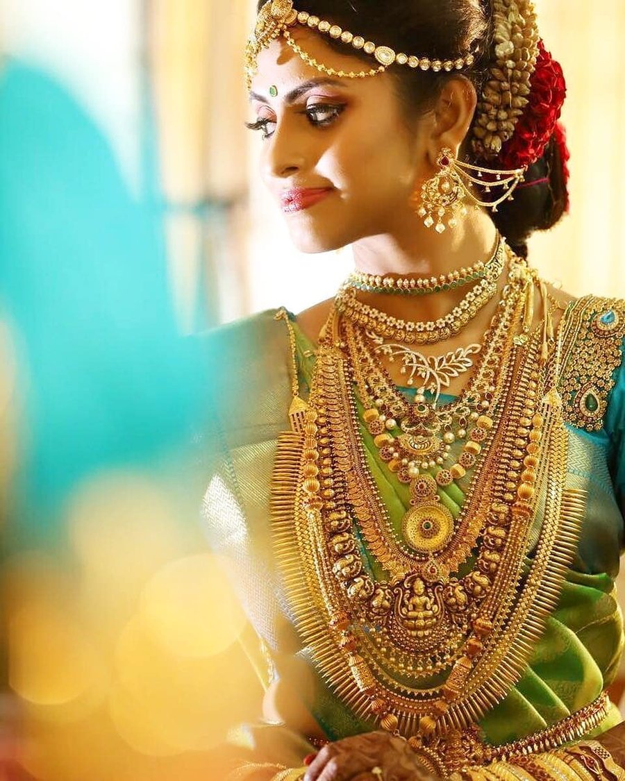 most gorgeous south indian brides we're crushing on! *with