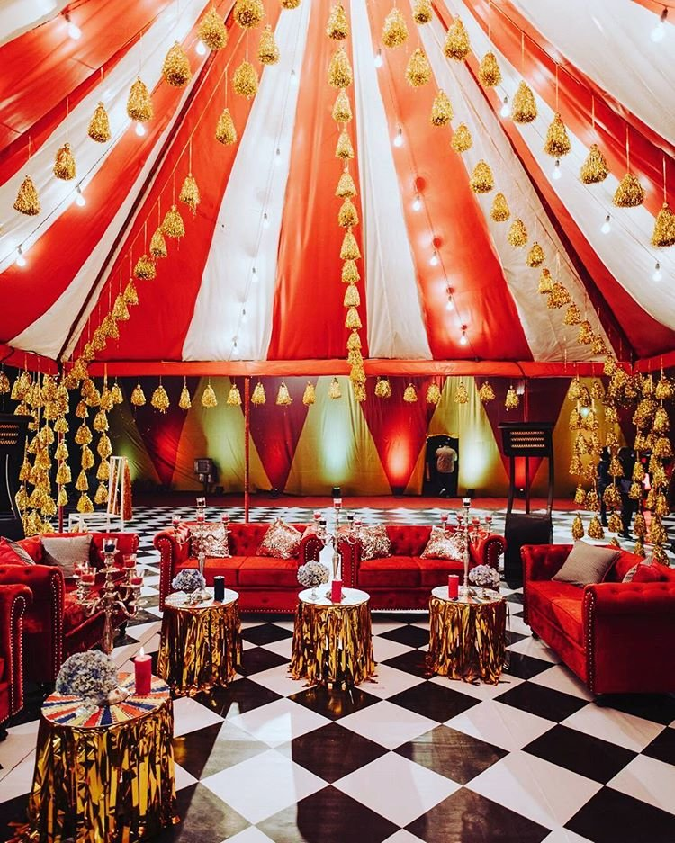 Carnival Themes Are The Next Big Trend In Weddings We Can