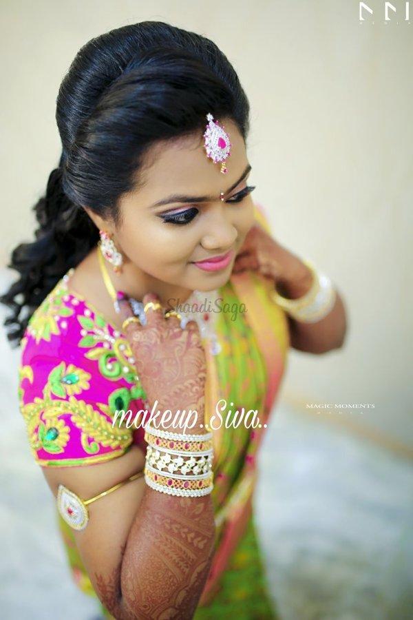 bridal makeup portfolio bridal makeup siva bridal