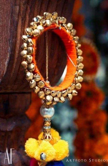 Silk thread bangles jewellery are the new mehendi accessories shaadisaga Home decoration with bangles