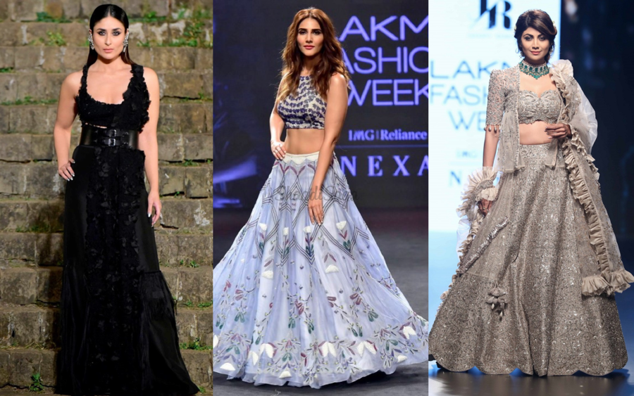 1bbef7b2038e Summer Wedding Outfit Inspiration  Our picks from Lakme Fashion Week ...