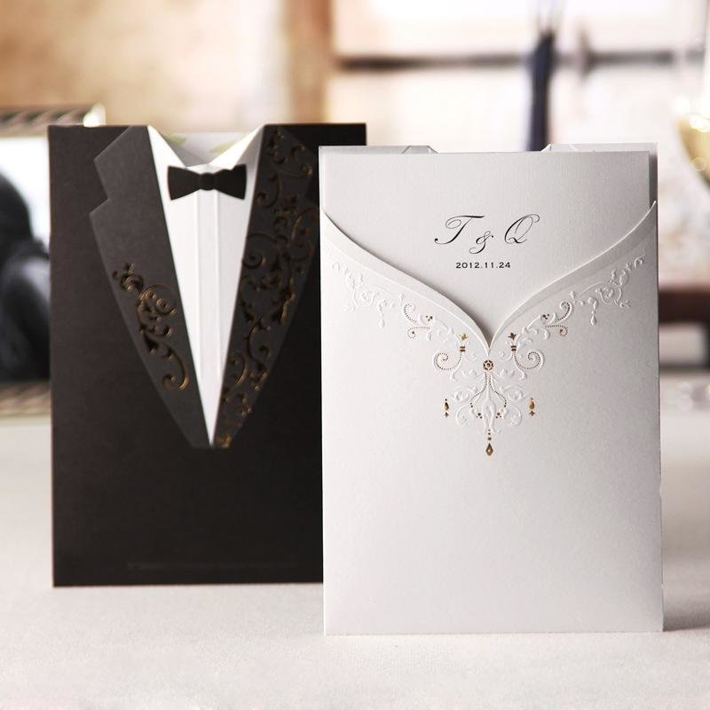 Best Wedding Invitations Cards: 7 Unique & Creative Wedding Invitation Wordings You Must