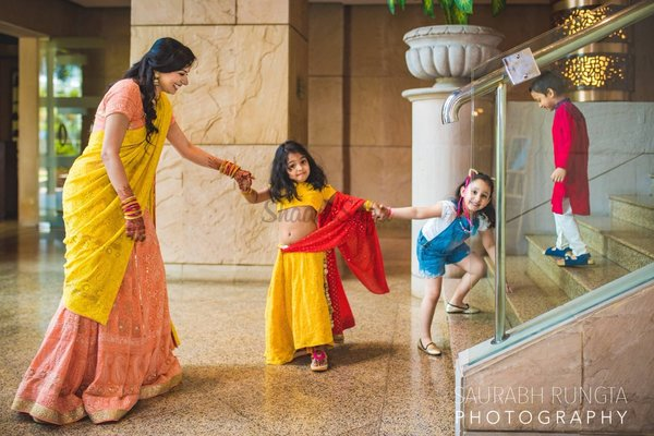 Genius Ways to keep Kids Entertained at Weddings