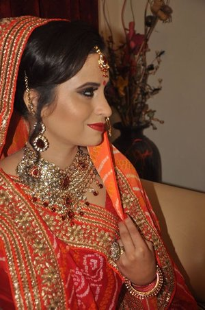 Richa Malik's Makeovers