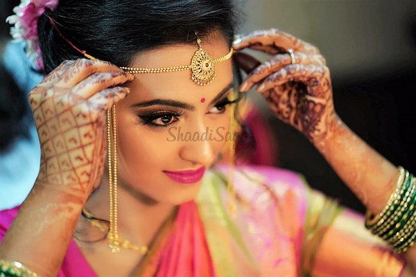 Makeup For Mehndi Function : Makeup by vanya arora artists in delhi shaadisaga