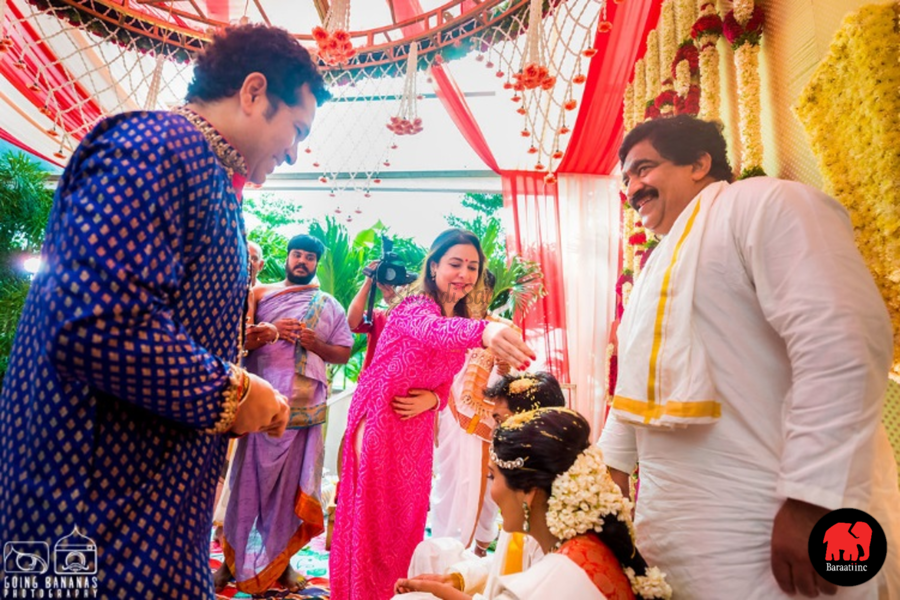 Traditional South Indian Wedding With An Unending 48 Hours