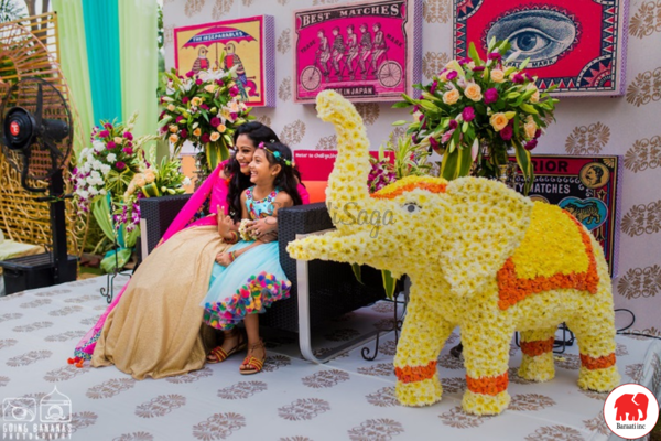 Traditional South Indian wedding with an unending 48 hours Bachelorette Party
