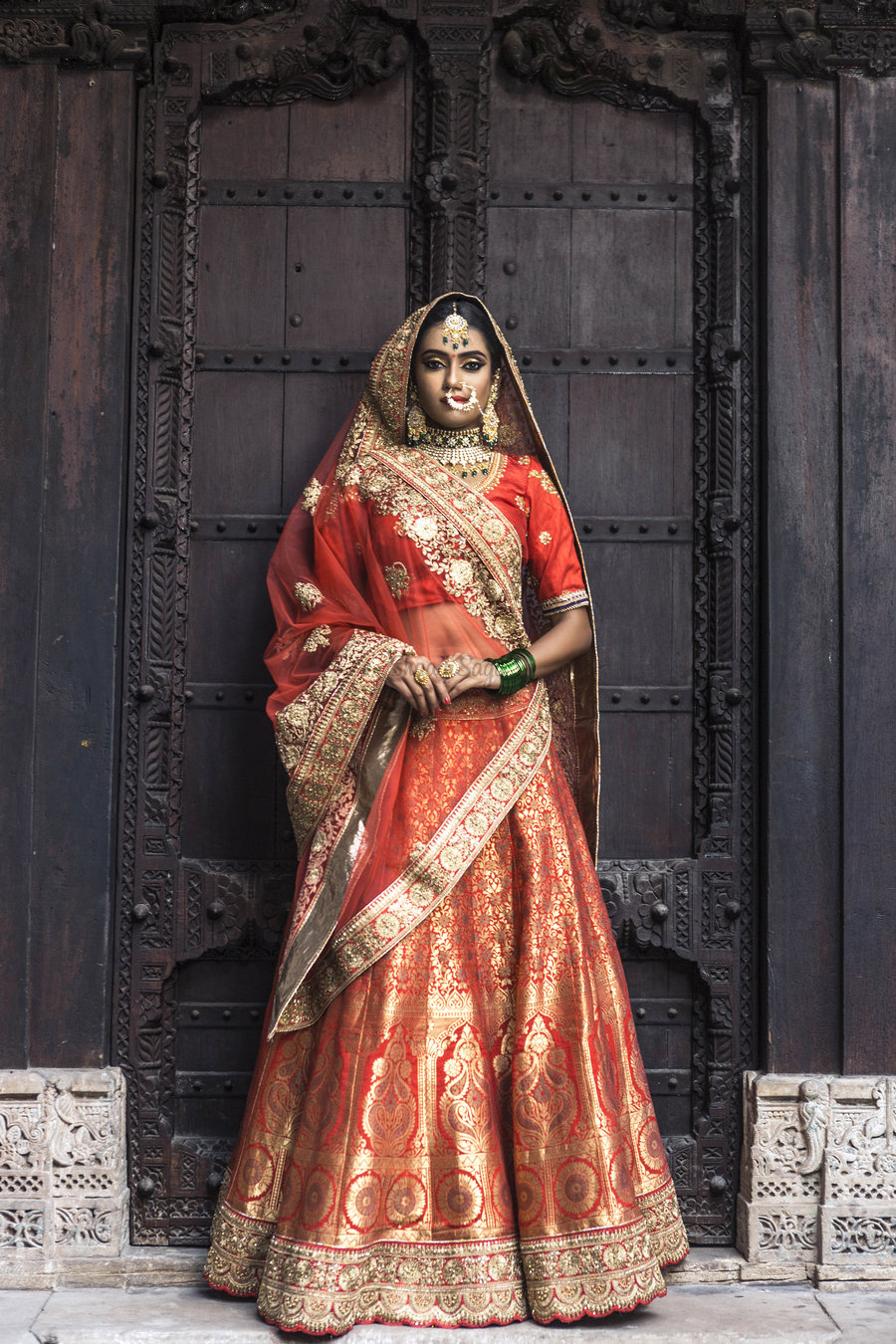 024aec1898 Breathtaking Banarasi Wedding Outfits every Bride-to-be MUST check ...