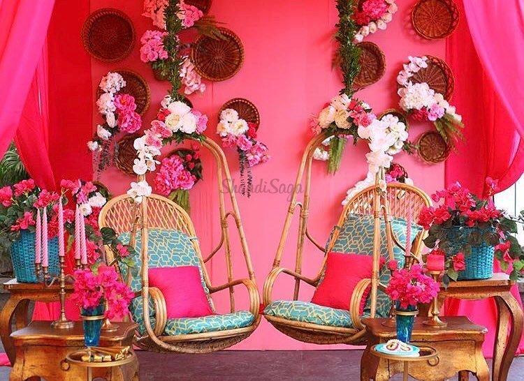 15+ Vibrant Jhoola (Swing) Decor Ideas to Beautify your