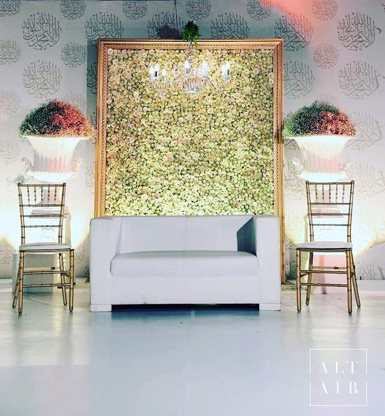 Interactive Wedding Ideas: 'No Stage' Decor Ideas For An Interactive Wedding Soiree